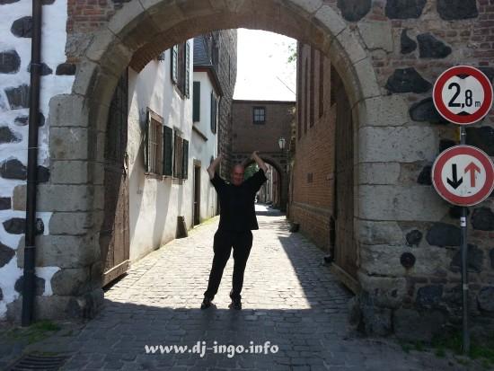 DJ Zons Friedestrom Hotel Schloss Hochzeit Heirat Discjockey Mobildisco 2