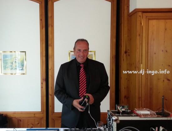 DJ Zons Friedestrom Hotel Schloss Hochzeit Heirat Discjockey Mobildisco 4