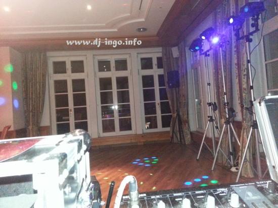 DJ Zons Friedestrom Hotel Schloss Hochzeit Heirat Discjockey Mobildisco 6