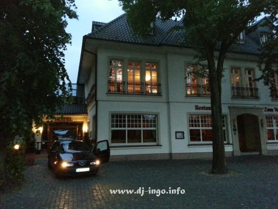 DJ Zons Friedestrom Hotel Schloss Hochzeit Heirat Discjockey Mobildisco 7