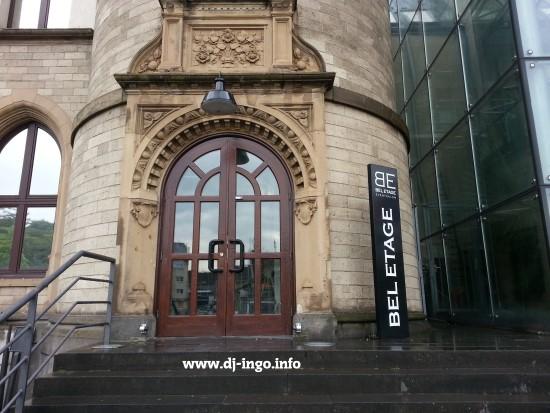 Schokoladenmuseum Bel Etage Köln DJ Hochzeit Discjockey Mobildisco