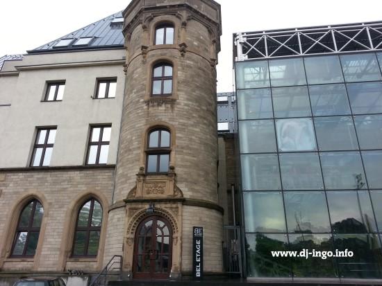 Schokoladenmuseum Bel Etage Koeln DJ Hochzeit Heirat Discjockey 2