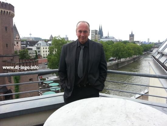 Schokoladenmuseum Bel Etage Koeln DJ Hochzeit Heirat Discjockey 3