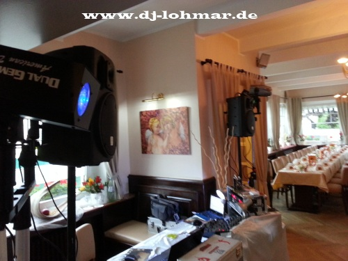 DJ Hochzeit Bensberg Refrath Bergisch Gladbach 12 Apostel Kickehäuschen Heirat Discjockey