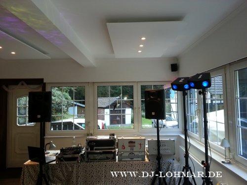 Forsbacher Muehle Forsbach Roesrath DJ Discjockey Geburtstag Geburtstagsfeier