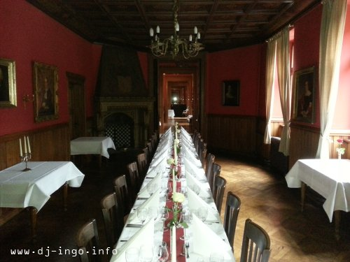 Ramersdorf Kommende Schlosshotel Hochzeit Heirat Bonn DJ Discjockey